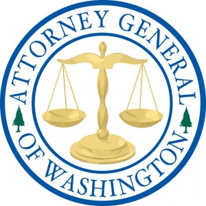 WA attorney general seal, immigration