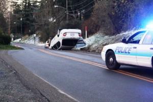 Everett roads icy
