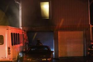 Garage Fire 6100 Beverly Lane D