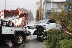 car slams