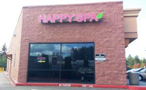 Happy Spa