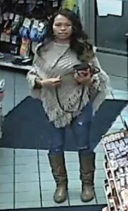 SCSO would like to speak with this woman.