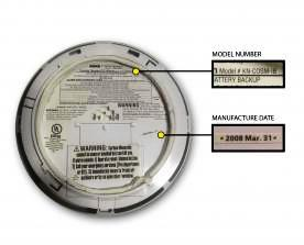 recalled smoke detectors