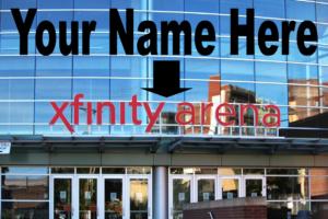 arena name