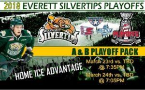Silvertips playoffs