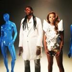 Keyshia Cole & 2 Chainz Shoot 'Ni**as Like You' (Video Pictures).