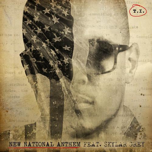 New National Anthem Feat Skylar Grey