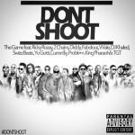 """The Game – """"Don't Shoot"""" ft. Rick Ross, 2 Chainz, Diddy, Fabolous, Wale, DJ Khaled, Swizz Beatz"""