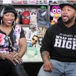 Remy Ma Talks Ending The Nicki Minaj & Lil Kim Beef.