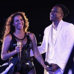 Beyonce & Jay Z's HBO Concert Performing Forever Young/Halo.