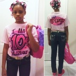 """""""Father Puts His 10-Yr-Old Daughter On Blast For Lying About Her Age"""" Wrong Or Right?"""
