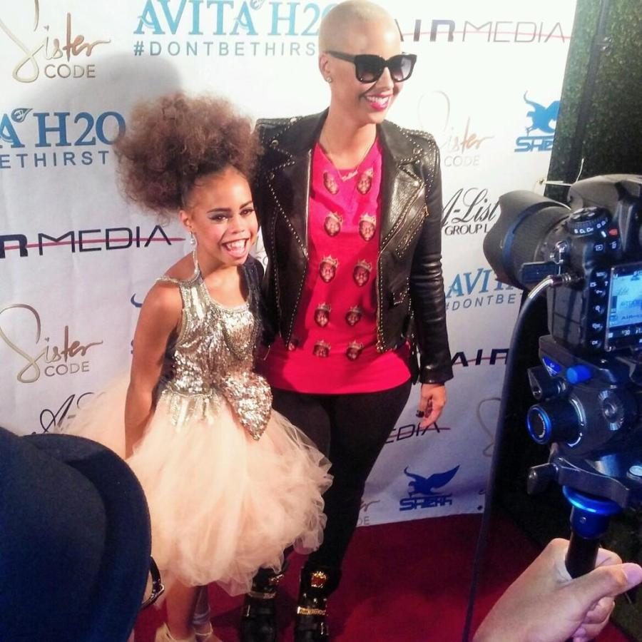 Amber Rose Talks About Being Single and Her New Movie