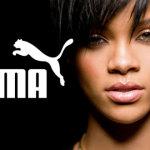 Rihanna New Face For Puma.
