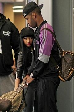 Nicki Minaj's EX boyfriend Safaree