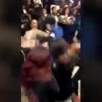 VIDEO: 4 teens beat a girl up in Brooklyn McDonald's.