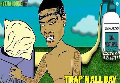 Fetty Wap - Trap Queen (Cartoon Parody).