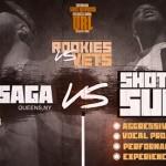 Shotgun Suge vs Th3 Saga (Rap Battle).