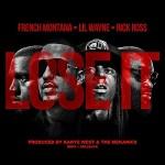 "(New Music) French Montana ft Lil Wayne, Rick Ross – ""Lose It""."
