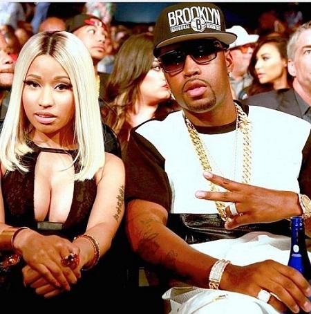 Nicki-Minaj-and-Safaree-Samuels