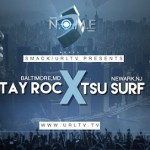 Tsu Surf VS Tay Roc SMACK/ URL (OFFICIAL VERSION)