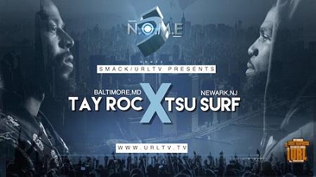 TSU SURF VS TAY ROC SMACK URL OFFICIAL VERSION