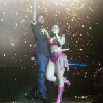 Nicki Minaj Announces Her Pregnancy With Meek Mill.