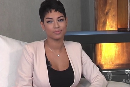 Safaree's Girlfriend Zashia Santiago talks About Her Relationship & Nicki Minaj