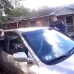 (Body Cam) Guy Gets Shot By Police Trying To Flee