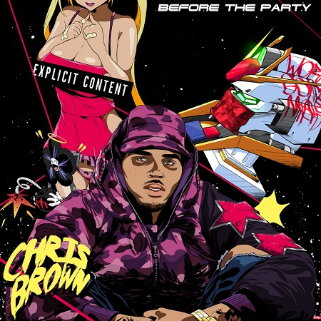 Chris Brown Before The Party