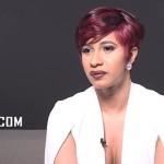 "Video: Cardi B ""I Became a Stripper to Escape Domestic Violence""."