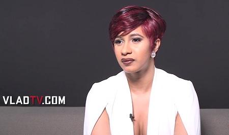 Video Cardi B I Became a Stripper to Escape Domestic Violence