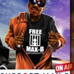 Max B Live on Power 105 speaks on Kanye West and Wiz Khalifa feud