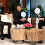 Drake Appears On The Ellen Show..