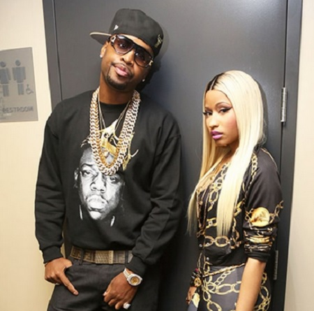 Nicki Minaj Goes In On Her Ex Safaree For Suing Her