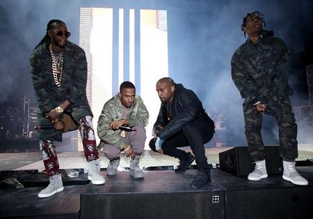 GOOD Music Ft Quavo, Kanye West, Gucci Mane, Big Sean, 2 Chainz, Desiigner & Yo Gotti Champions
