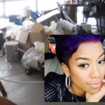 Filthy: Keyshia Cole Sued Over Property Damages After Eviction.