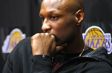 Lamar Odom... Back On Crack