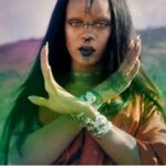 """Video: Rihanna """"Sledgehammer""""."""