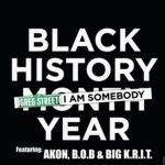 "DJ Greg Street  ft B.o.B, Big KRIT, Akon ""I Am Somebody""."