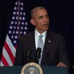 President Obama Delivers a Statement On Police Shooting Of Alton Sterling and Philando Castile