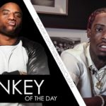 """Charlamagne Gives Rich Homie Quan Donkey of the day (Forgets Biggie Lyrics on Stage)""""."""