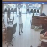 Guy Shoots up Nail Shop (two women and one man was).
