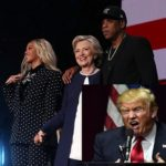 Trump Disses Jay Z After Dropping F-bombs And N-words during Hilary Clinton's Rally