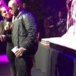 Toni Braxton Sings Happy Birthday to Birdman and Brings Him On Stage