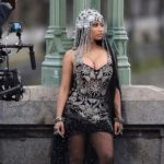 "Nicki Minaj ""No Frauds"" (BTS Video)."