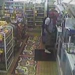 New surveillance Video of Mike Brown sparks protests, Shots Fired.