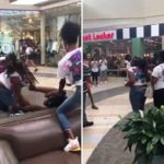 60 Teenage Girls Brawl In Orange Park, Florida Mall.