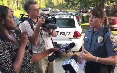 Man, 4 Children Found Dead Inside Georgia Home, Woman Detained.