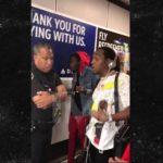(Video) Migos KICKED OFF Delta Airlines Flight!