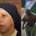 Shirtless Man Threatens To KILL Praying NUN In Brooklyn CHURCH!!